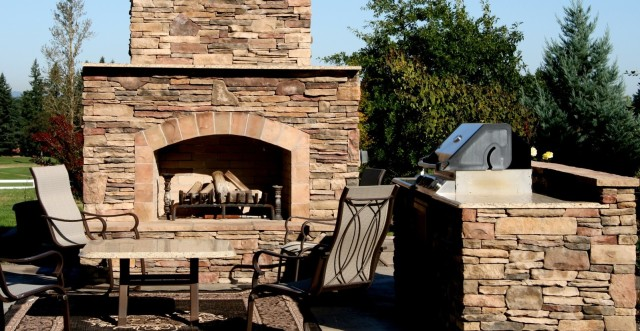Outdoor Kitchen & BBQ Gallery – Stone Concepts, Inc.